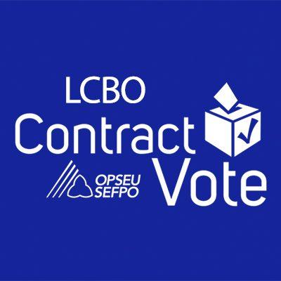 LCBO Contract Vote