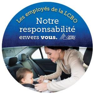 Les employés de la LCBO Notre responsabilité envers vous.