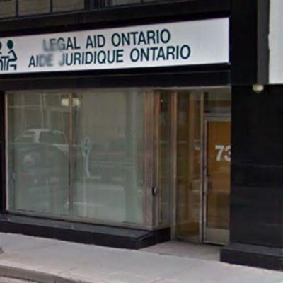 Legal Aid Ontario Office