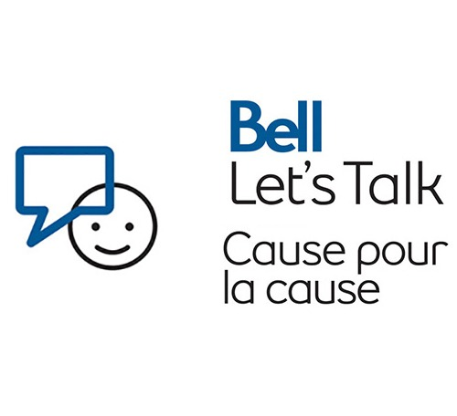 Bell Let's Talk - Cause pour la cause