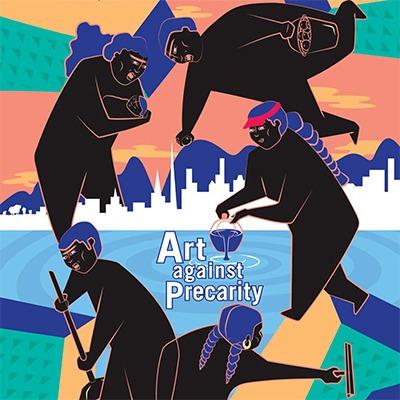 Mayworks Program Guide 2017 - Art against precarity