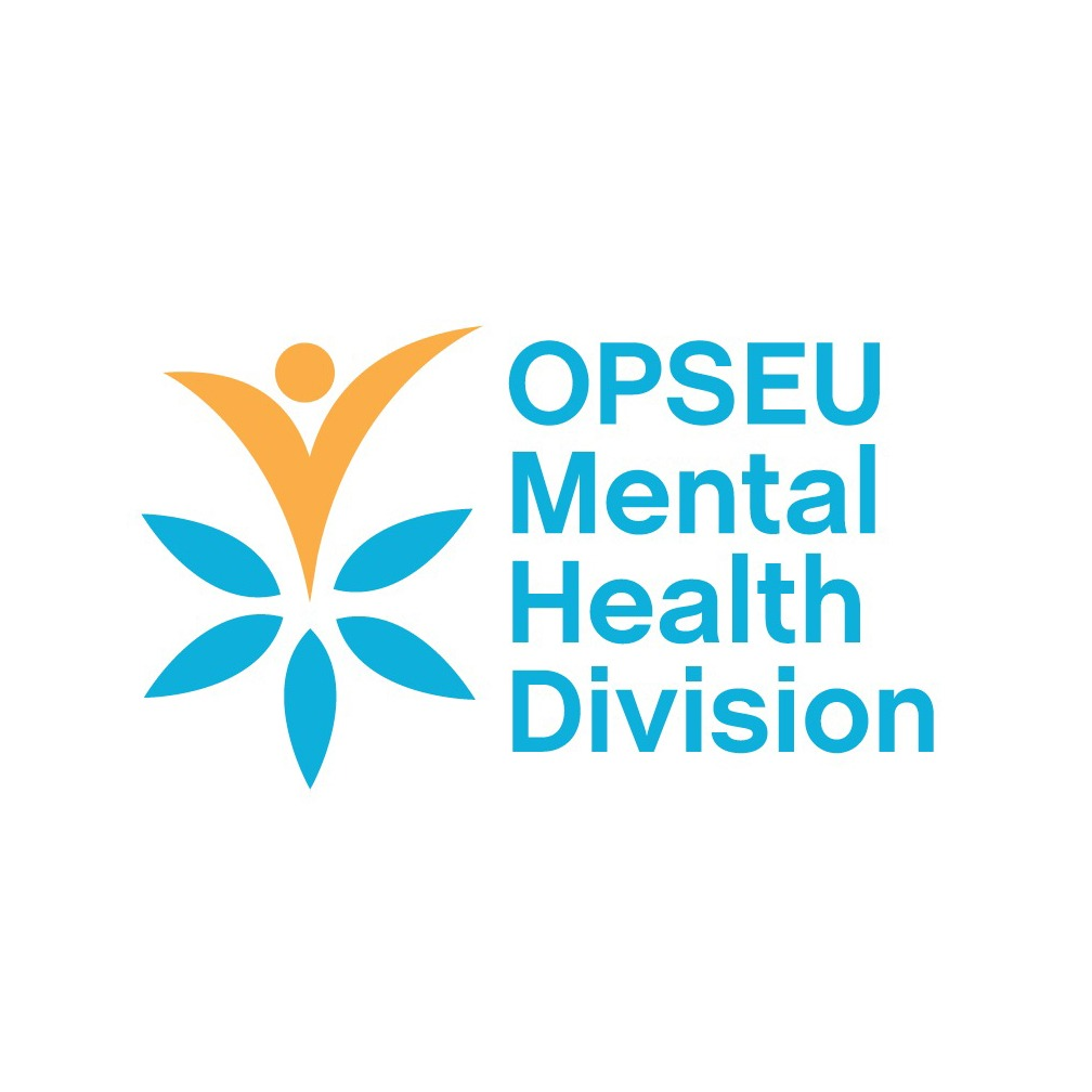 OPSEU Mental Health Division logo