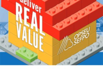 Lego house: We deliver value