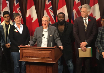 CBC News: NDP warns Ontario labour reforms will hurt post-secondary students and teachers alike