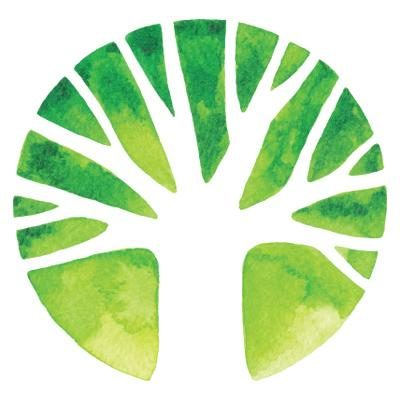 Logo of tree:  ontario tree seed plant