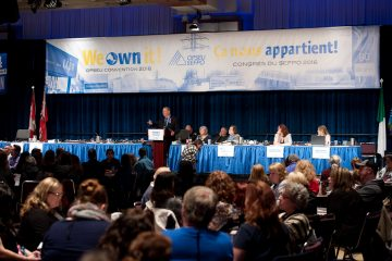 OPSEU Convention Photo Gallery: Day 1