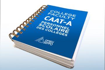 2014-2017 CAAT-A Memorandum of Settlement