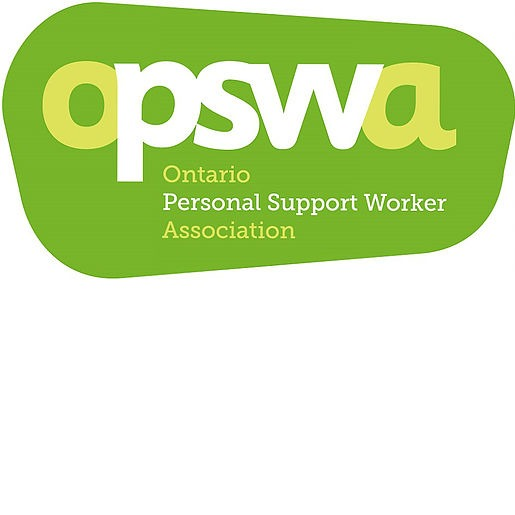 Ontario Personal Support Workers Association (OPSWA) Logo
