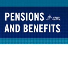 Pensions and Benefits Logo