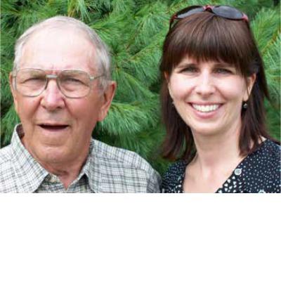 Janice Martell and Jim Hobbs