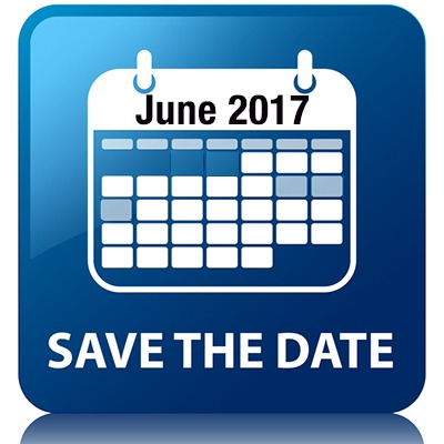 Save the Date: June 2017