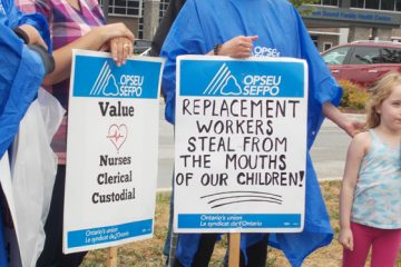 Low clinic wages hurt everybody in Owen Sound