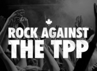 Rock the TPP