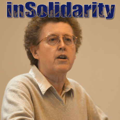 In Solidarity Cover: Dr. Elaine Bernard