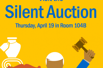 Convention 2018: Don't miss the Silent Auction and raffle tickets!