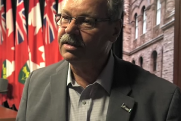 OPSEU President: Close ties to EY will be the Ford government's version of the SNC-Lavalin scandal