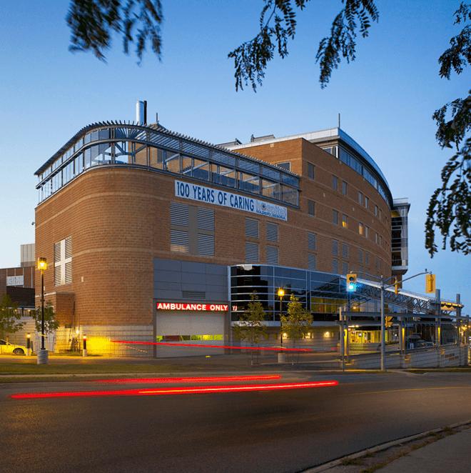 Soldiers' Memorial Hospital