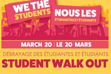 We the Students: Student Walk Out