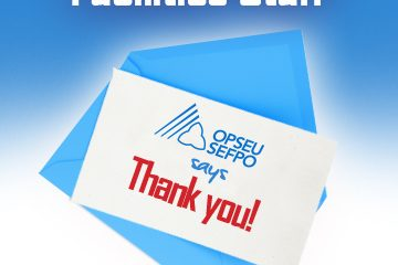 OPSEU celebrates 'Facilities Staff Appreciation Day'