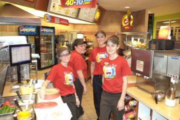 Tim Hortons workers