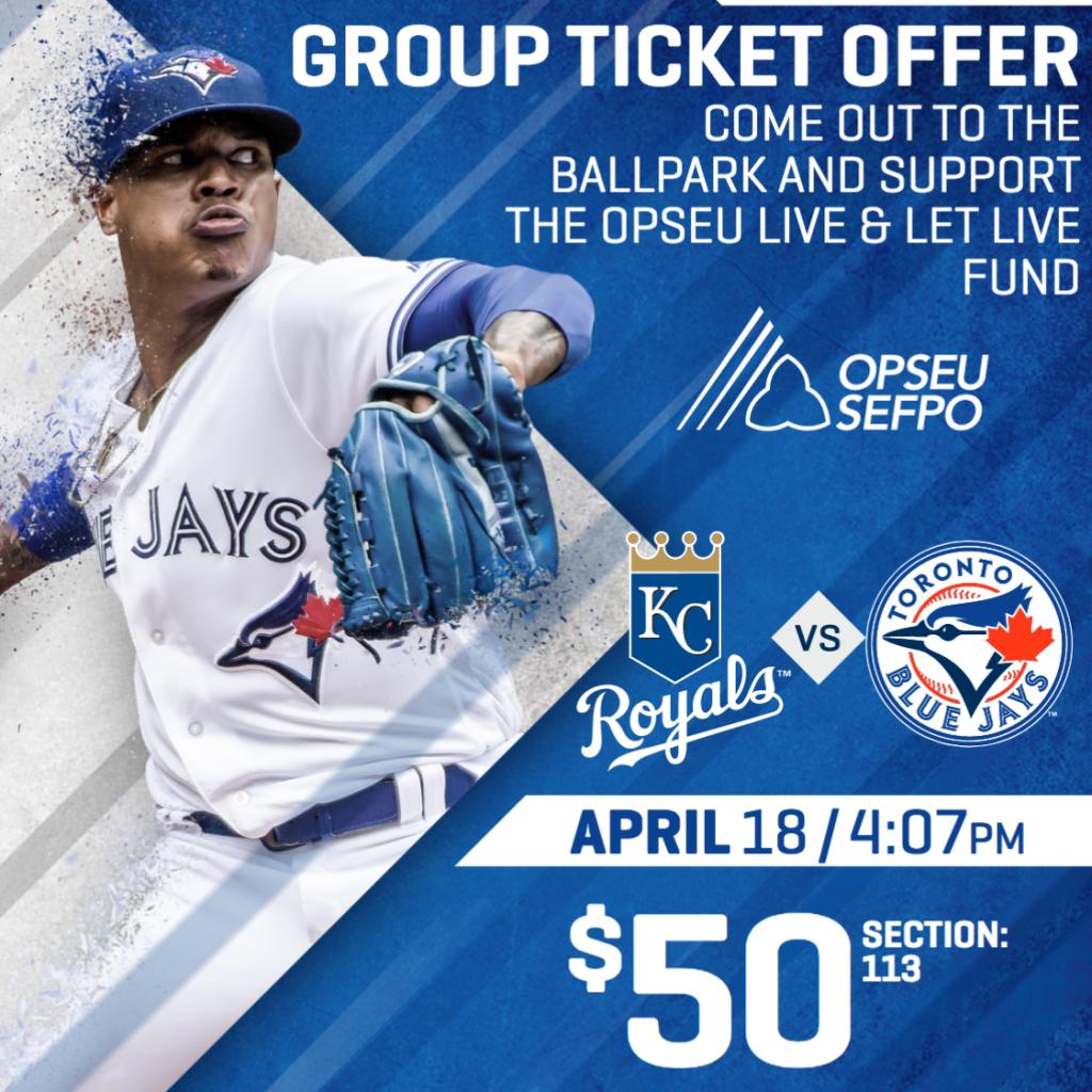 Toronto Blue Jays ticket offer