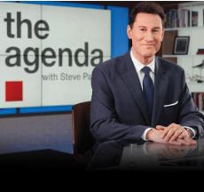 The Agenda host Steve Paikin