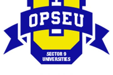 Universities sector logo