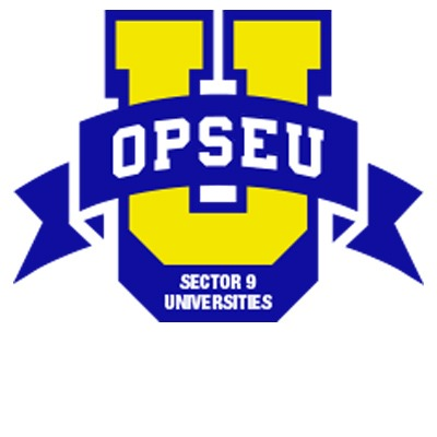 OPSEU Sector 9 Universities
