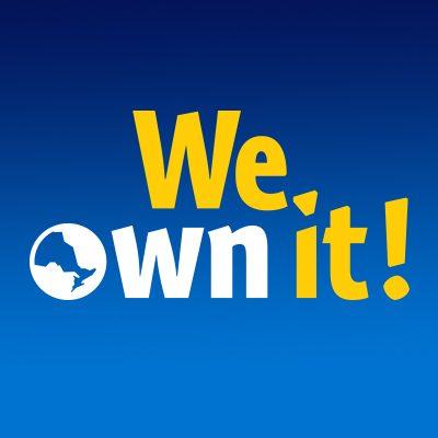 We Own It!