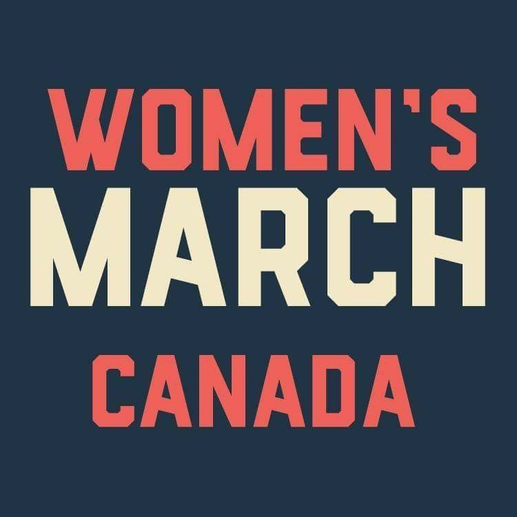 Women's March Canada