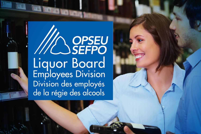 OPSEU/SEFPO Liquor Board Employees Division / Division des employes de la regie des alcools