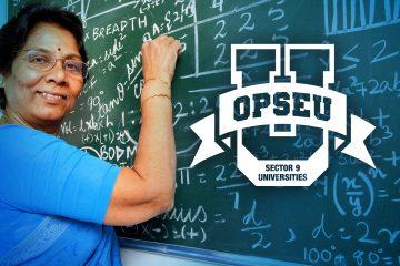 OPSEU Universities, Sector 9