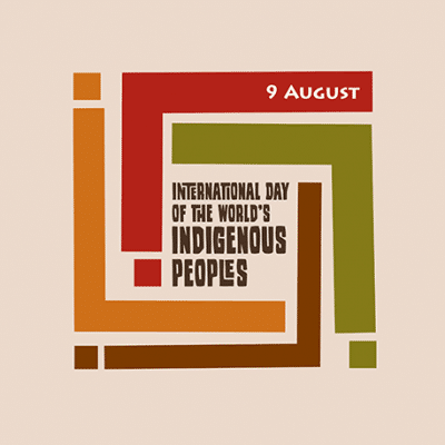 International day of the World's indigenous people