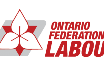 Ontario Federation of Labour Job Posting: Prevention Link Regional Coordinator