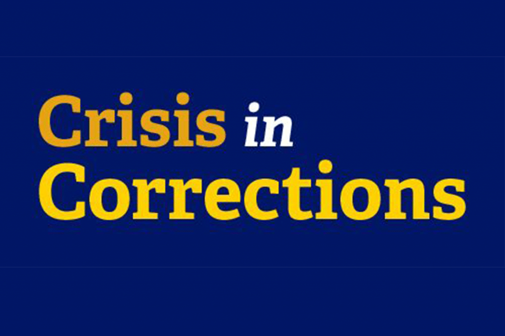 Corrections cares about community safety - events listing