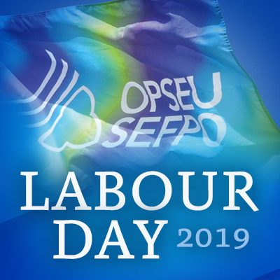 OPSEU labour Day 2019