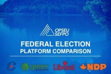 Federal Election Platform Comparison