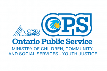 Ministry of Children, Community and Social Services Youth Justice Division Ministry Employee Relations Committee (MERC) Minutes