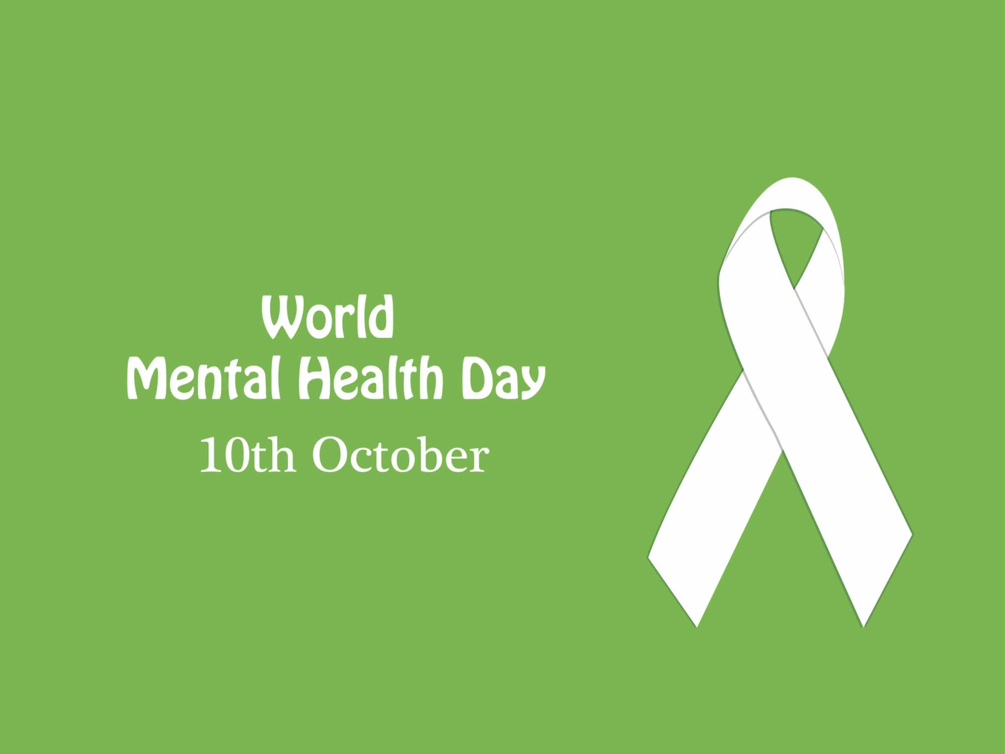 Mental Health Day - October 10th