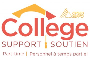 College Support part time logo