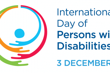 December 3rd 2019 – International Day of Persons with Disabilities; The Future is Accessible
