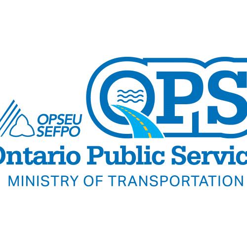 OPS Ministry of Transportation logo