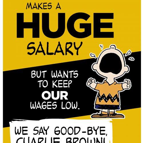 LifeLabs - Goodbye Charlie Brown