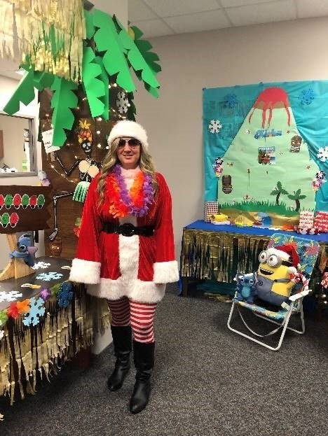 Holiday parties at OPSEU offices help kick off festive season