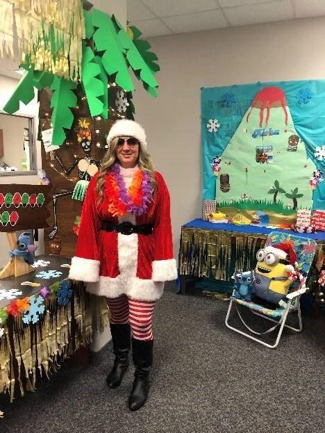 Holiday parties at OPSEU offices help kick off festive season