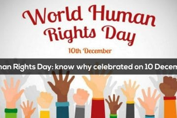 World Human Rights Day: know why celebrated on 10 december