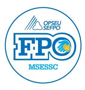 French round MCCSS logo