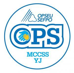 English round MCCSS-YJ logo