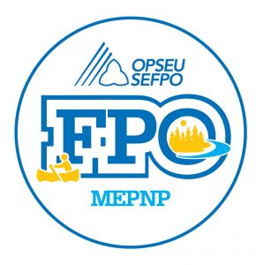 French round MECP logo