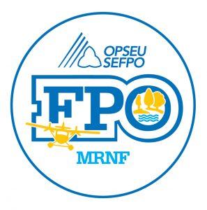 French round MNRF logo